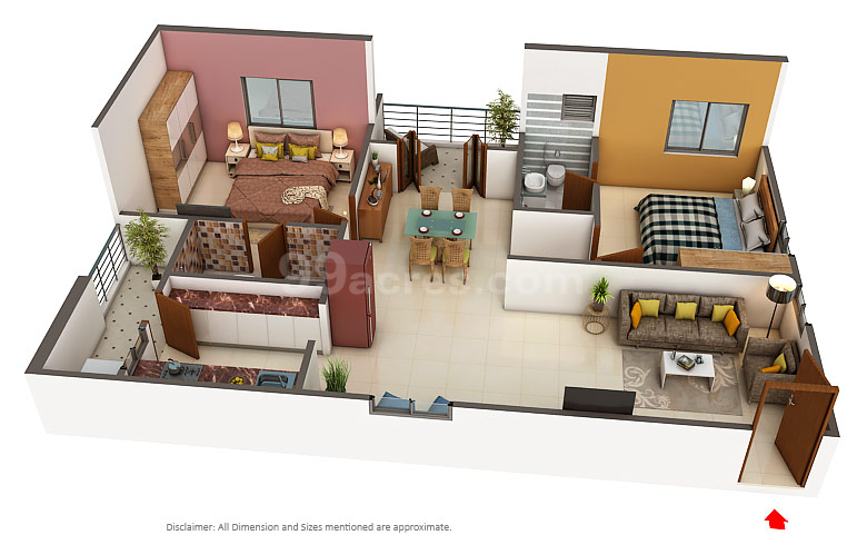 Ketrish Developer Ketrish Landmark Floor Plan Nagole Hyderabad