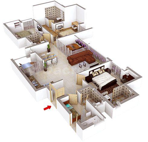 Alembic Real Estate Alembic Urban Forest Floor Plan Kadugodi Bangalore East