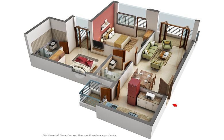 Embassy Group Embassy Habitat Floor Plan Abshot Layout Bangalore North